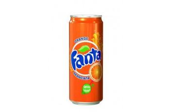 Газированный напиток «Фанта»