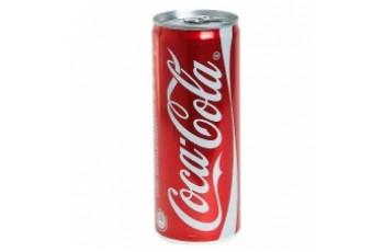 Газированный напиток «Кока-Кола»