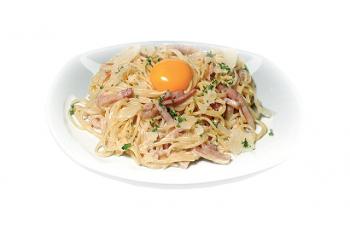 Итальянская паста «Карбонара»